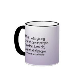 Admiro a gente buena taza