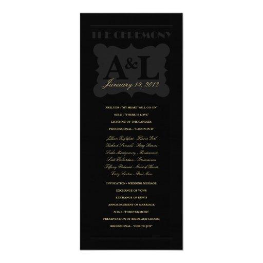 Admission Ticket Program Announcements