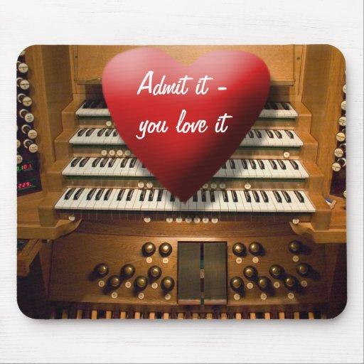 Admit it - you love it mousepad