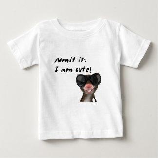 Admítalo, yo son ratón lindo remera