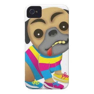 Admits like a multicolored dog Case-Mate iPhone 4 case