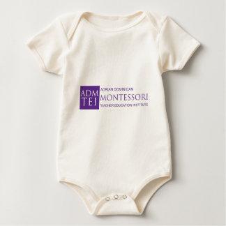 ADMTEI logo Baby Bodysuit