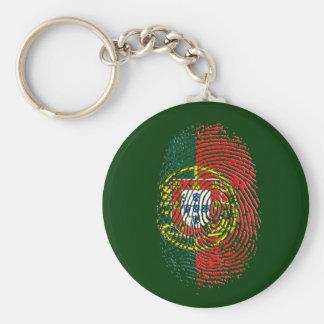 ADN Português (DNA) - Tugas Camisas e Presentes Keychain