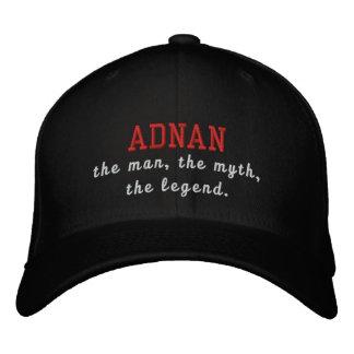 Adnan el hombre, el mito, la leyenda