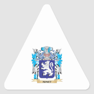 Adnet Coat Of Arms Stickers