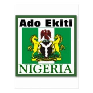 ADO EKITI, NIGERIA(T-Shirt And etc) Post Cards
