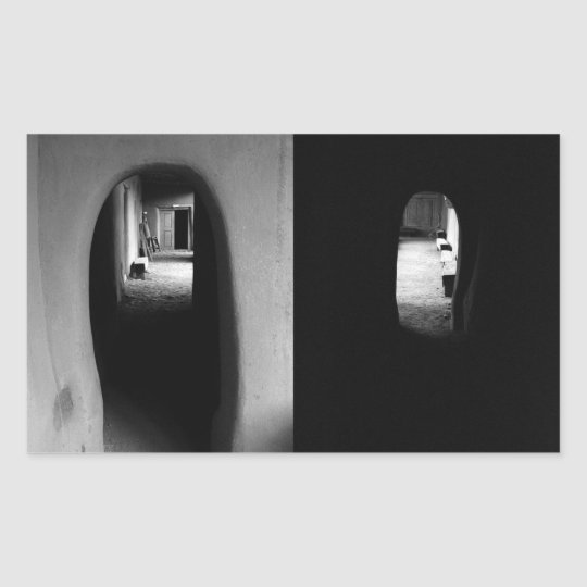 Adobe Corridor: Black and White photos stickers