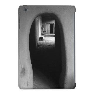 Adobe Passageway: Black & White photo iPad Mini Retina Covers