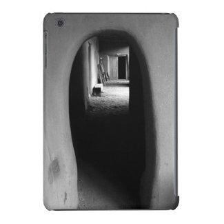 Adobe Passageway: Black & White photo iPad Mini Retina Cover