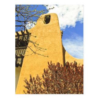 Adobe Tower Postcard