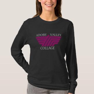 Adobe Valley Collage for dark T-Shirt
