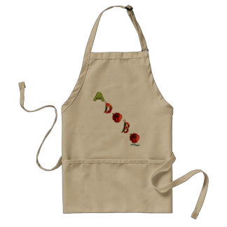 Adobo Chili Peppers Adult Apron
