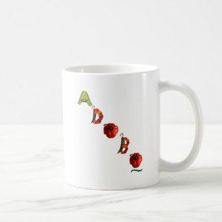 Adobo Chili Peppers Classic White Coffee Mug