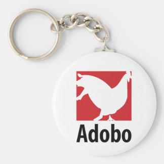Adobo Key Chain