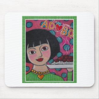 Adobo Mouse Pad
