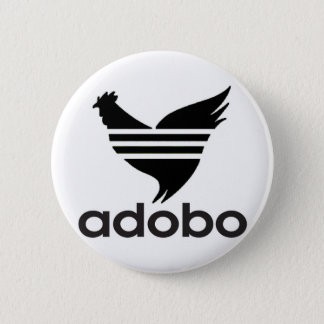 Adobo Pinback Button