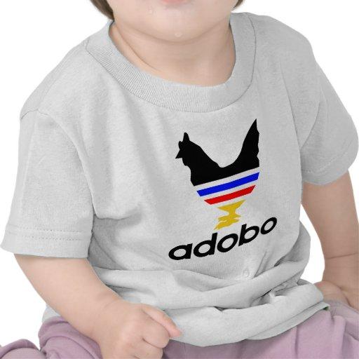 Adobo Camiseta