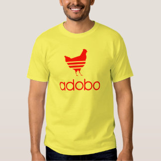 Adobo Red T Shirts
