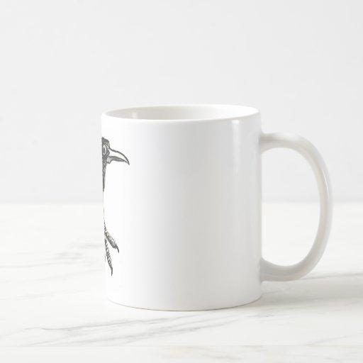 Adolescencia torpe taza de café