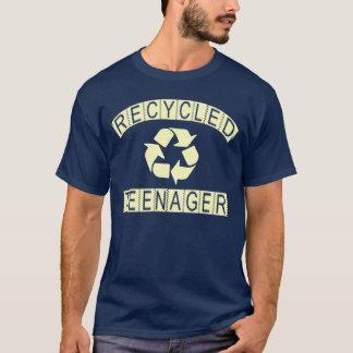 Adolescente reciclado playera