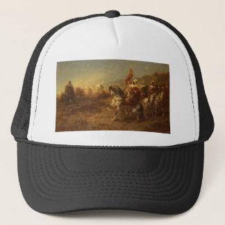 Adolf Schreyer The Ambush Trucker Hat