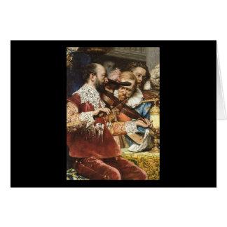Adolphe Alexandre Lesrel Baptism of the Conde Card