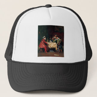 Adolphe Alexandre Lesrel The Rehearsal Trucker Hat