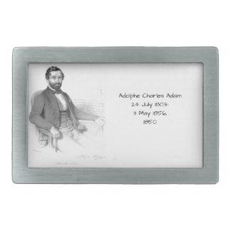 Adolphe Charles Adam, 1850 Belt Buckle