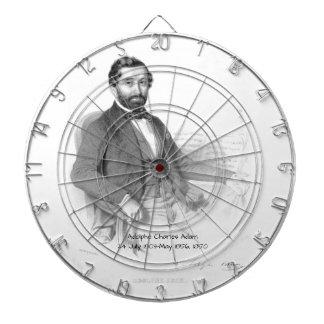 Adolphe Charles Adam, 1850 Dartboard
