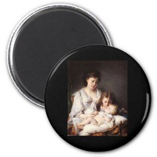 Adolphe Jourdan Maternal Affection Magnet