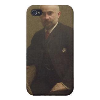 Adolphe Jullien 1887 iPhone 4 Case