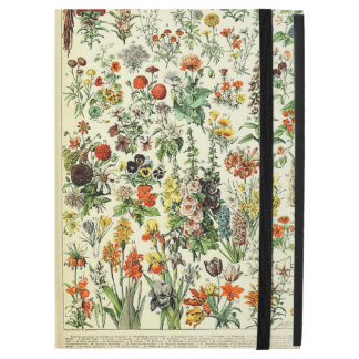 "Adolphe Millot Flowers iPad Pro 12.9"" Case"