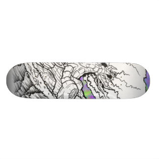 Adonai Skateboards The Peace Tree