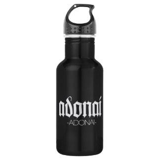 Adonai Stainless Steel Water Bottle