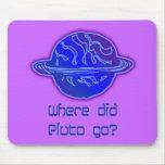 ¿Adónde Plutón fue? Tapete De Ratón