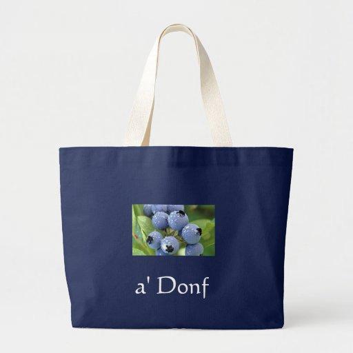 a'Donf Multipurpose Jumbo Tote Bag