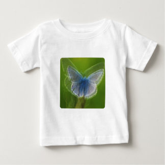 Adonis Blue Butterfly Blurred T-shirts