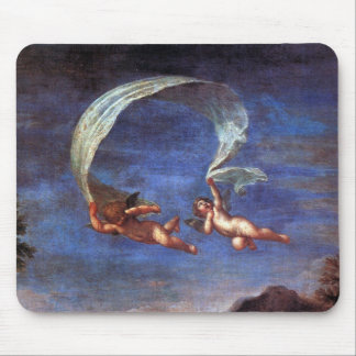 Adonis Led by Cupids to Venus Mouse Pad