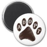 Adopción animal iman