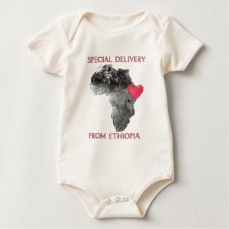 Adopción de Etiopía Body Para Bebé