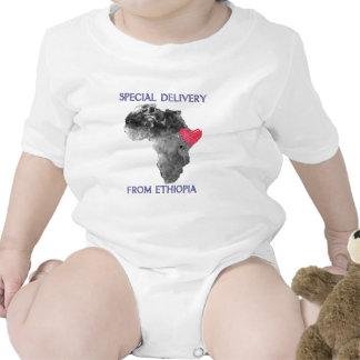 Adopción de Etiopía Trajes De Bebé