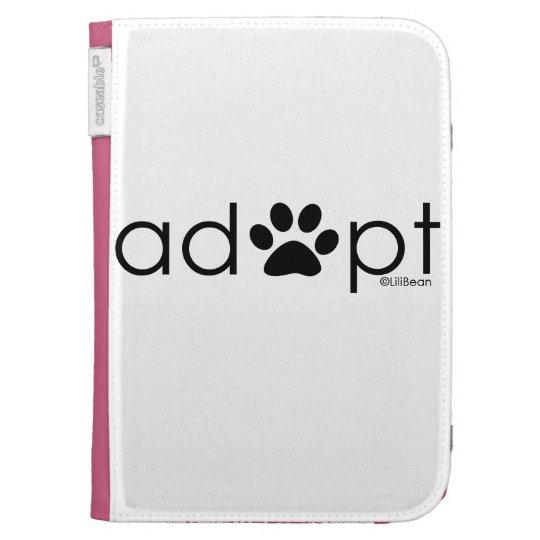 Adopt #2 kindle 3 case
