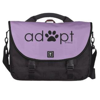 Adopt 2_Lavender Bag For Laptop