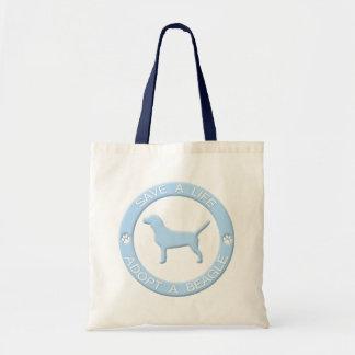 Adopt a Beagle Bag