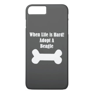 Adopt A Beagle iPhone 8 Plus/7 Plus Case