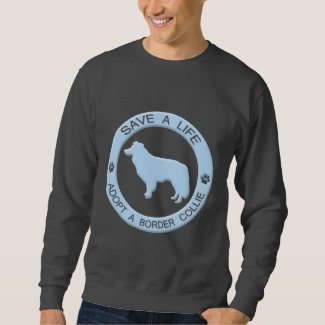 Adopt a Border Collie T-Shirt