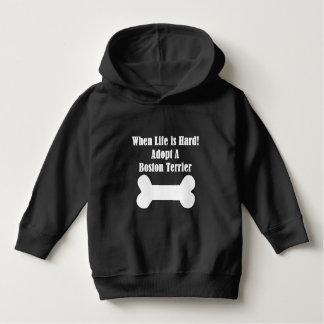 Adopt A Boston Terrier T-shirt