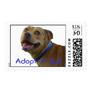 Adopt-A-Bull Postage