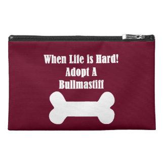 Adopt A Bullmastiff Travel Accessory Bag