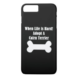 Case-Mate Tough iPhone 7 Plus Case with Cairn Terrier Phone Cases design